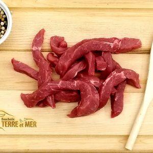 Lanière de bœuf AAA